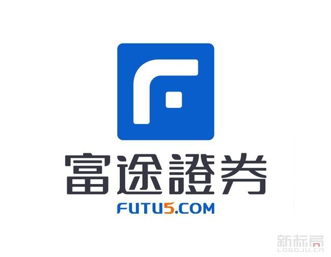 富途证券互联网券商logo