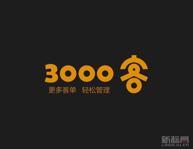 三千客3000kr.cn LOGO