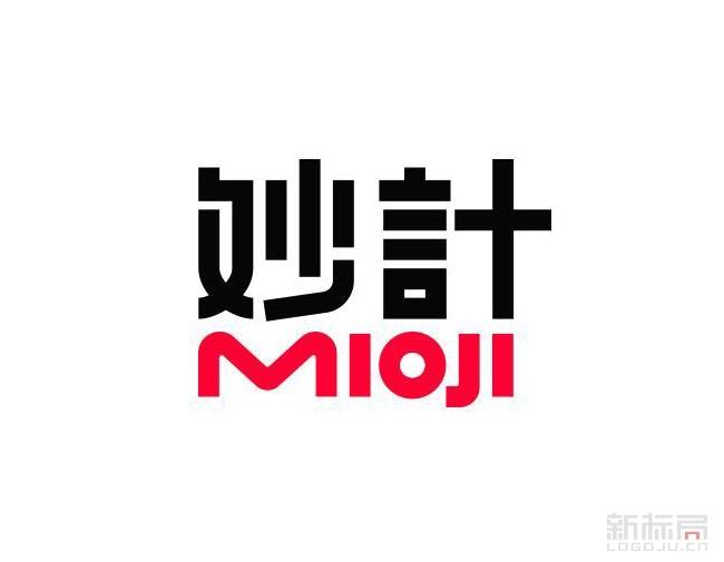 mioji妙计旅行,出境旅游路线个性化定制引擎新logo