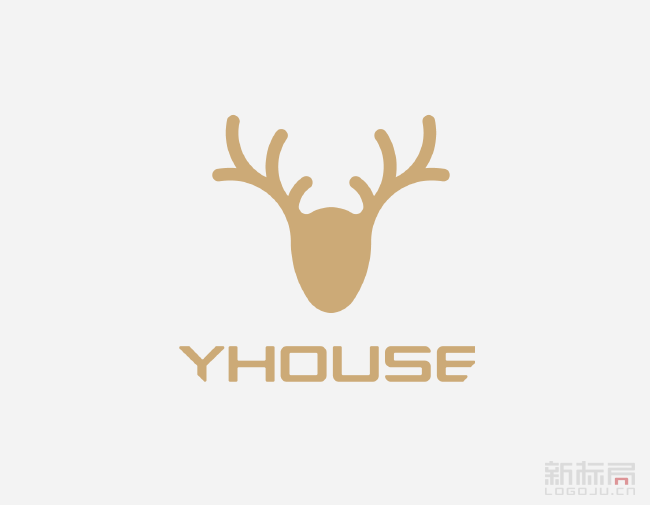 YHOUSE悦会,高端生活预定及分享平台logo