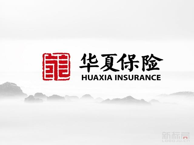 华夏保险标志logo