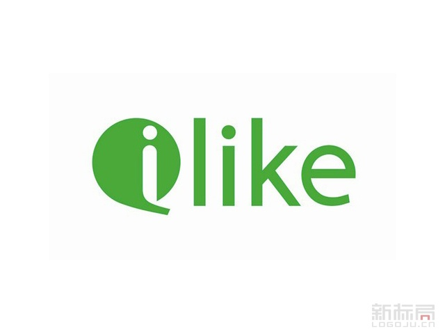 移动智能品牌Ilike标志logo