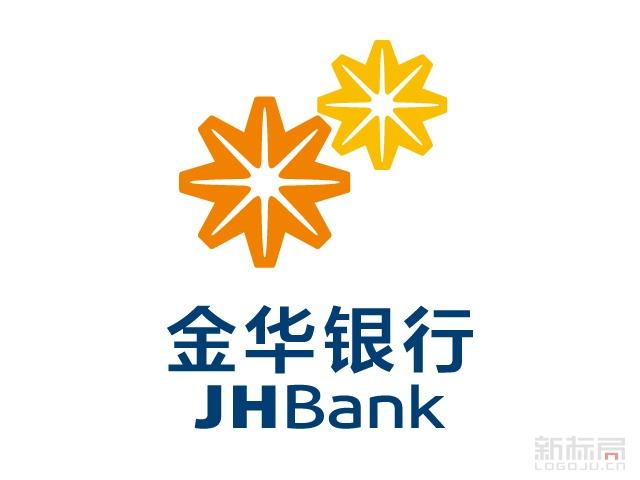 金华银行标志logo