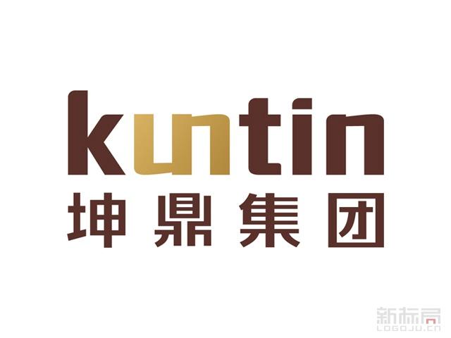 坤鼎集团标志logo