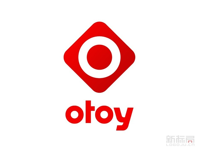 云图形Otoy标志logo