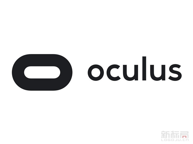facebook旗下VR设备品牌Oculus新标志logo