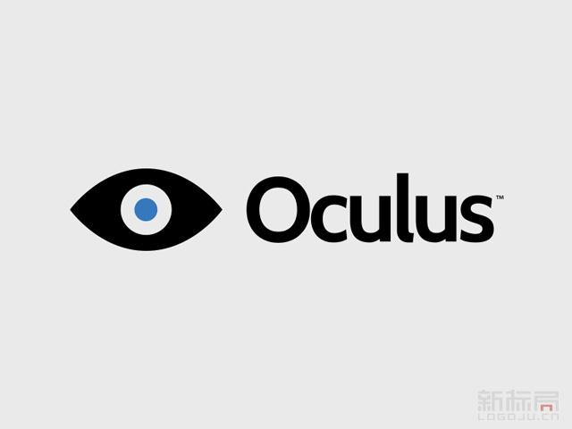 facebook旗下VR设备品牌Oculus旧标志logo