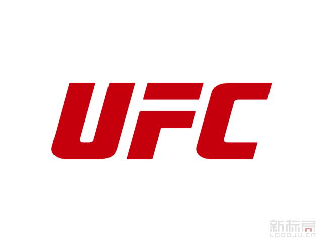 终极格斗冠军赛UFC新标志logo字体