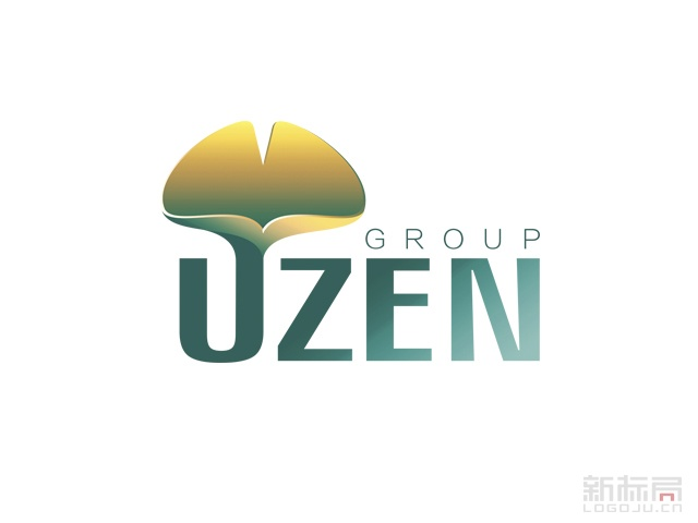 UZEN集团标志logo
