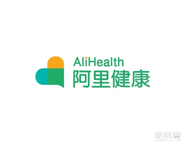 云健康平台alihealth阿里健康logo