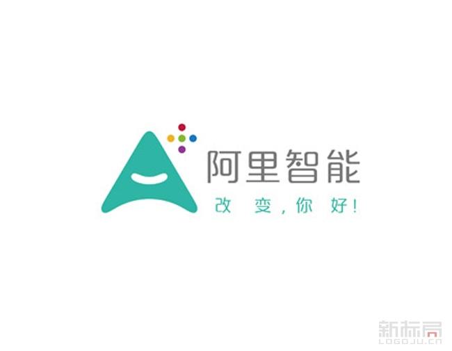 阿里巴巴旗下阿里智能logo