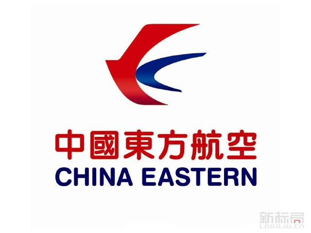 中国东方航空标志logo