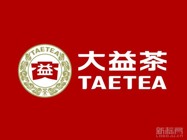 大益茶标志logo