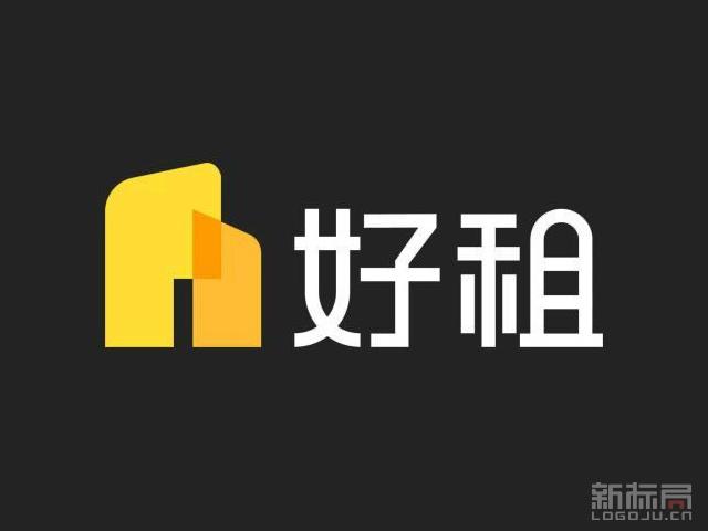 租房信息平台好租网新标志logo