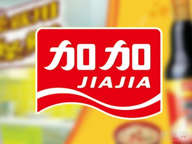 加加食品集团品牌标志logo