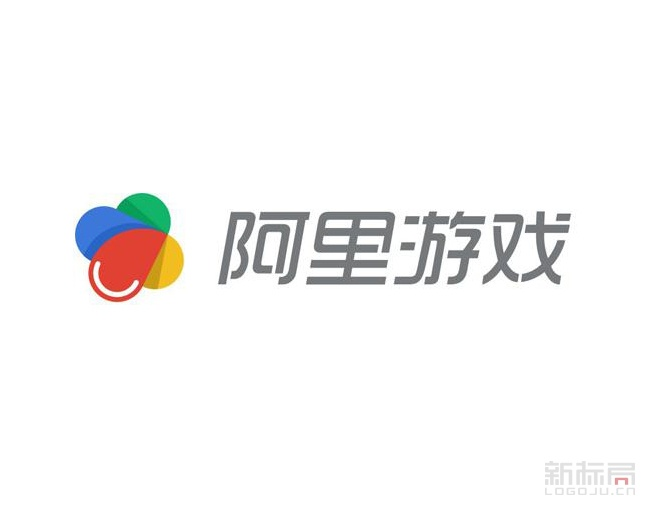 Alipay阿里游戏logo