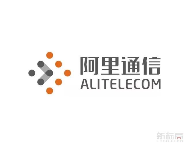 阿里巴巴虚拟电信业务品牌-阿里通信logo