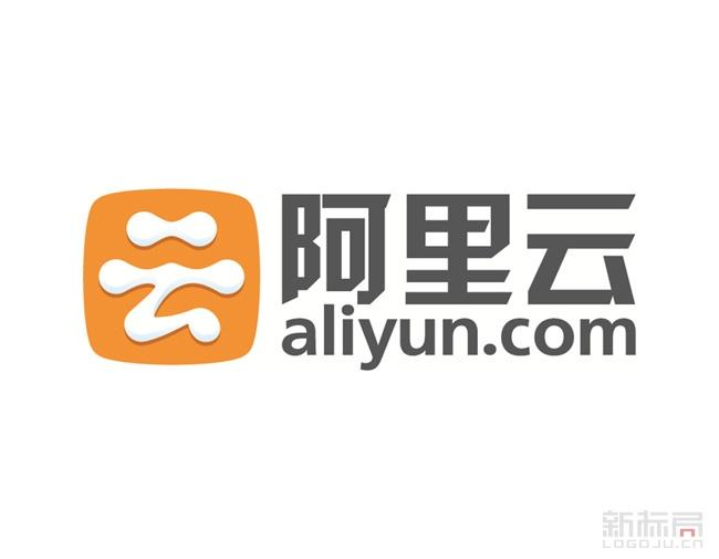 云计算服务平台-阿里云logo
