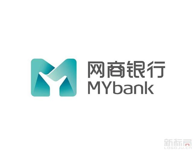 无微不至,网商银行logo
