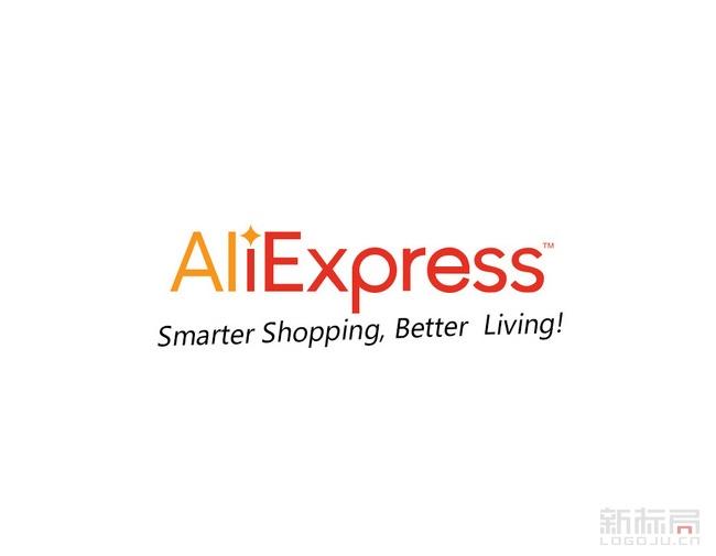 阿里巴巴全球速卖通在线交易平台logo