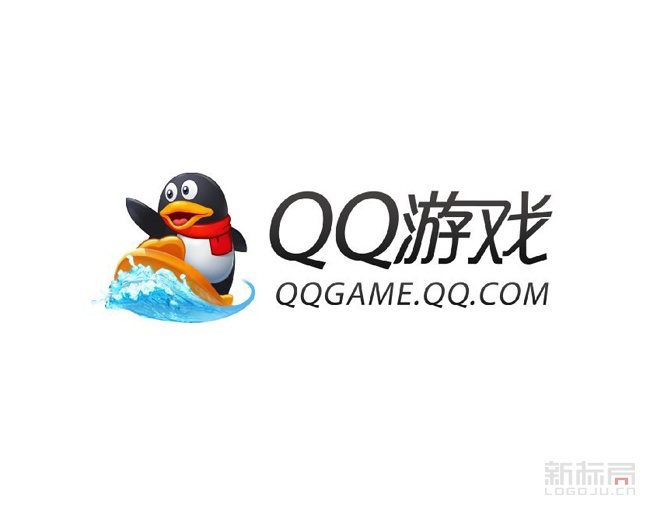 QQ游戏logo