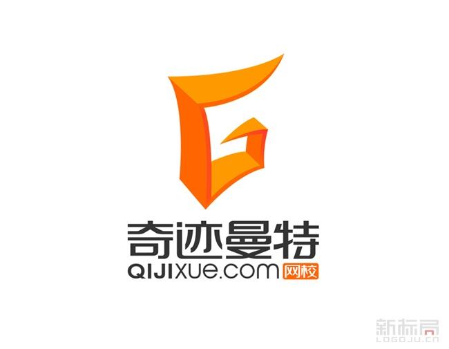 在线CG教育平台奇迹曼特标志logo