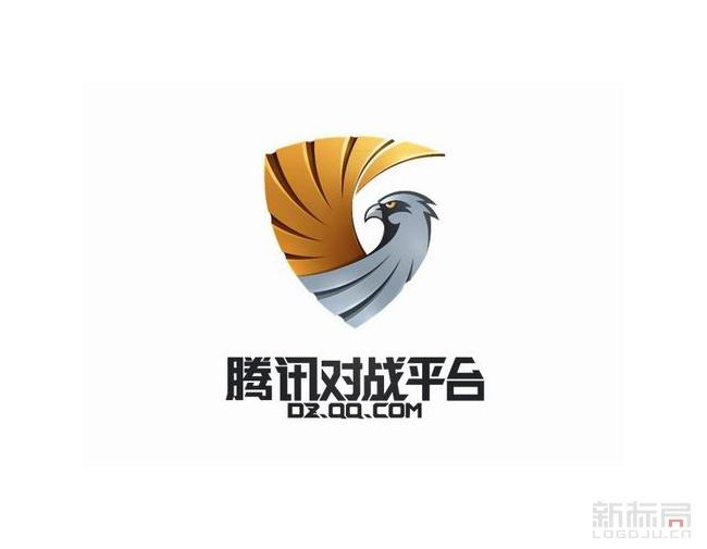 腾讯游戏对战平台标志logo