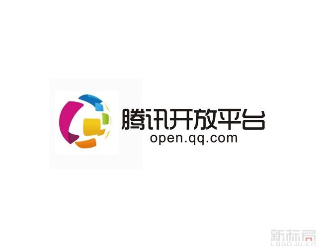 腾讯开放平台标志logo