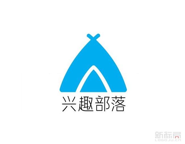 腾讯手机QQ主题社区-兴趣部落标志logo