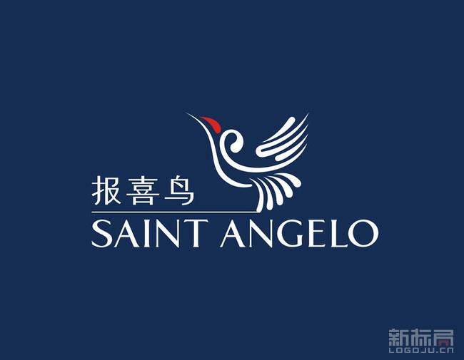 报喜鸟服饰集团标志logo