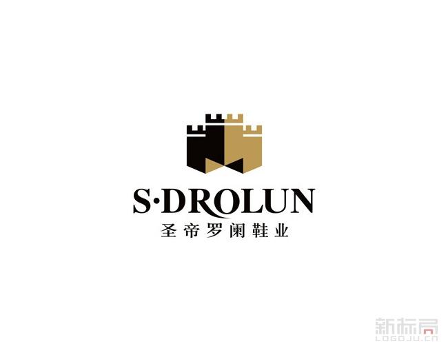 温州圣帝罗阑鞋业标志logo