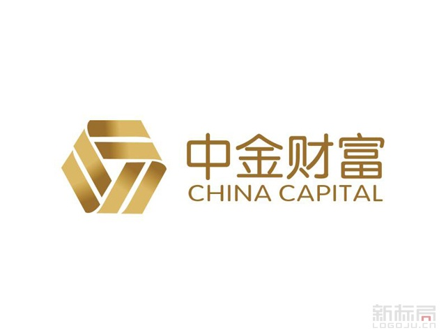 中金财富标志logo