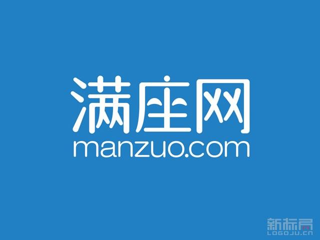 团购网站满座网标志logo