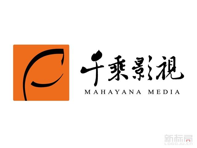 电视剧制作商千乘影视标志logo