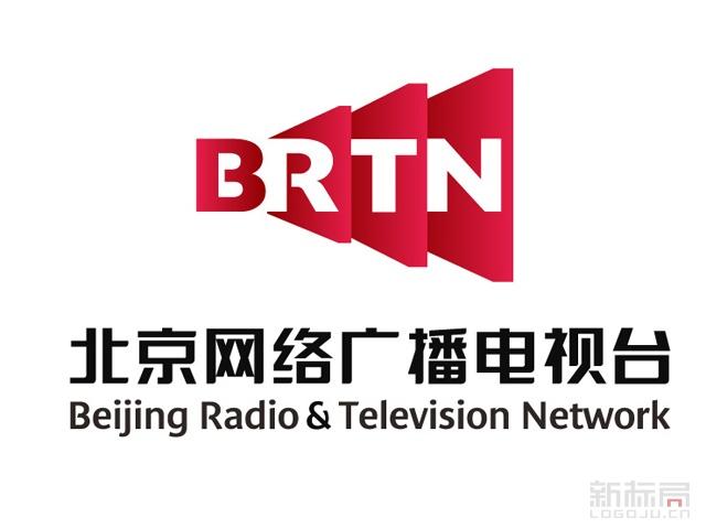 北京网络广播电视台标志logo
