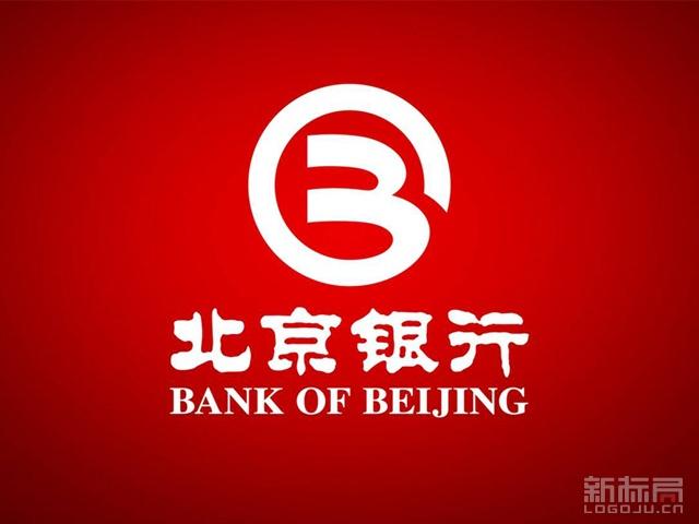 北京银行标志logo