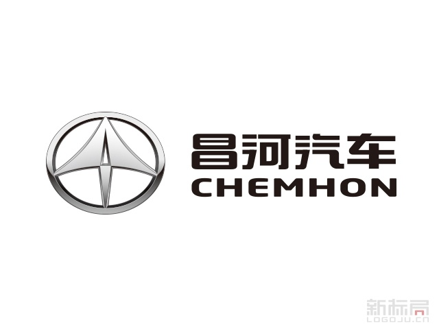 国产汽车品牌昌河汽车标志logo