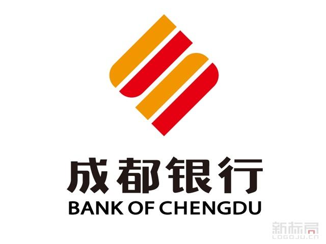 成都银行标志logo