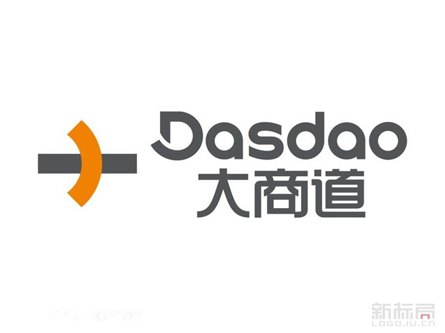 大商道商品交易市场标志logo