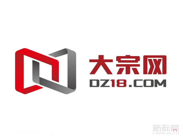 钢铁现货交易平台大宗网标志logo