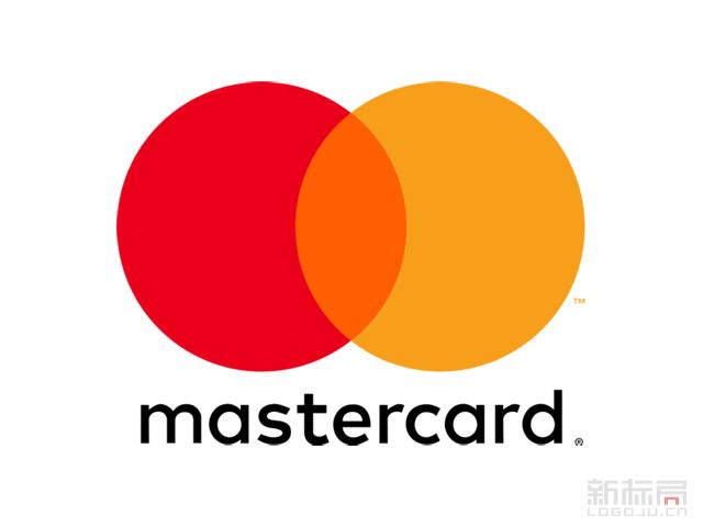 万事达卡MasterCard新标志LOGO