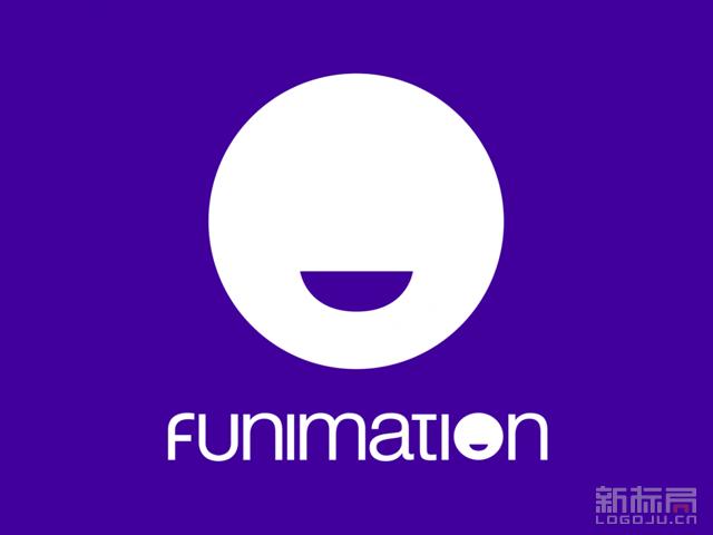 美国动漫公司Funimation新标志LOGO
