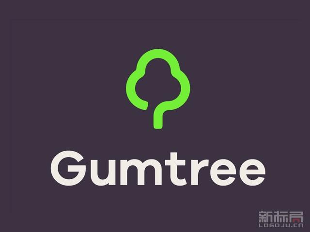 英国最大分类信息网站Gumtree新标志LOGO