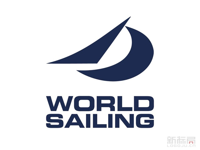 国际帆联World Sailing新标志LOGO