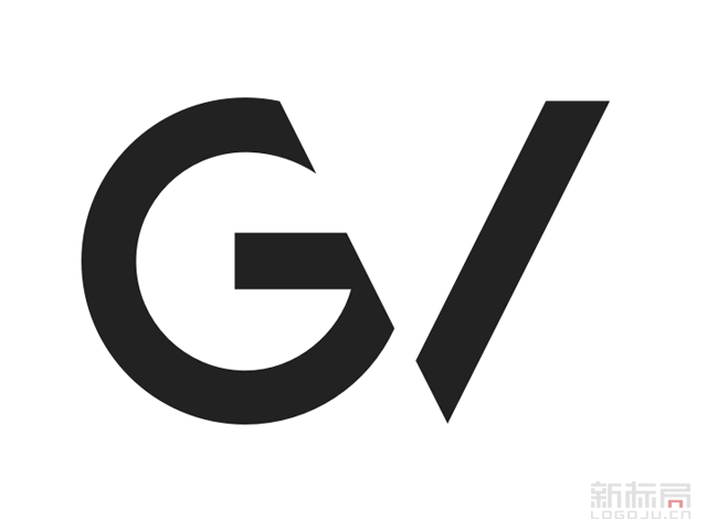 谷歌风投Google Ventures新标志LOGO