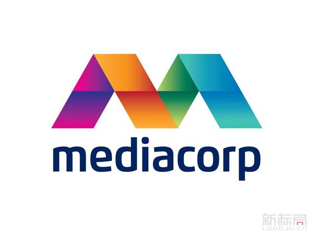 新加坡媒体集团MediaCorp新标志LOGO