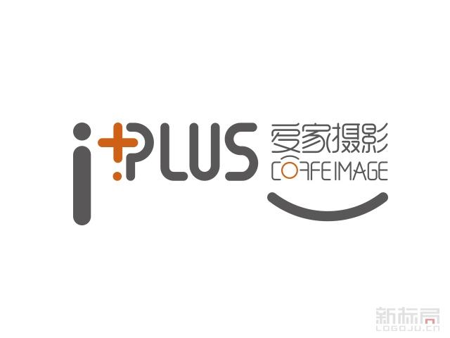 爱家摄影标志logo