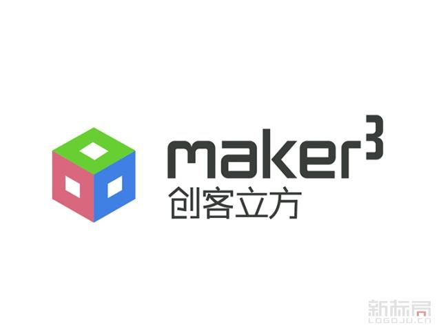 创客立方标志logo