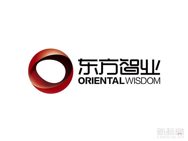 东方智业文化标志logo