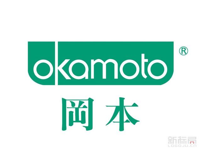 冈本OKAMOTO避孕套品牌标志logo